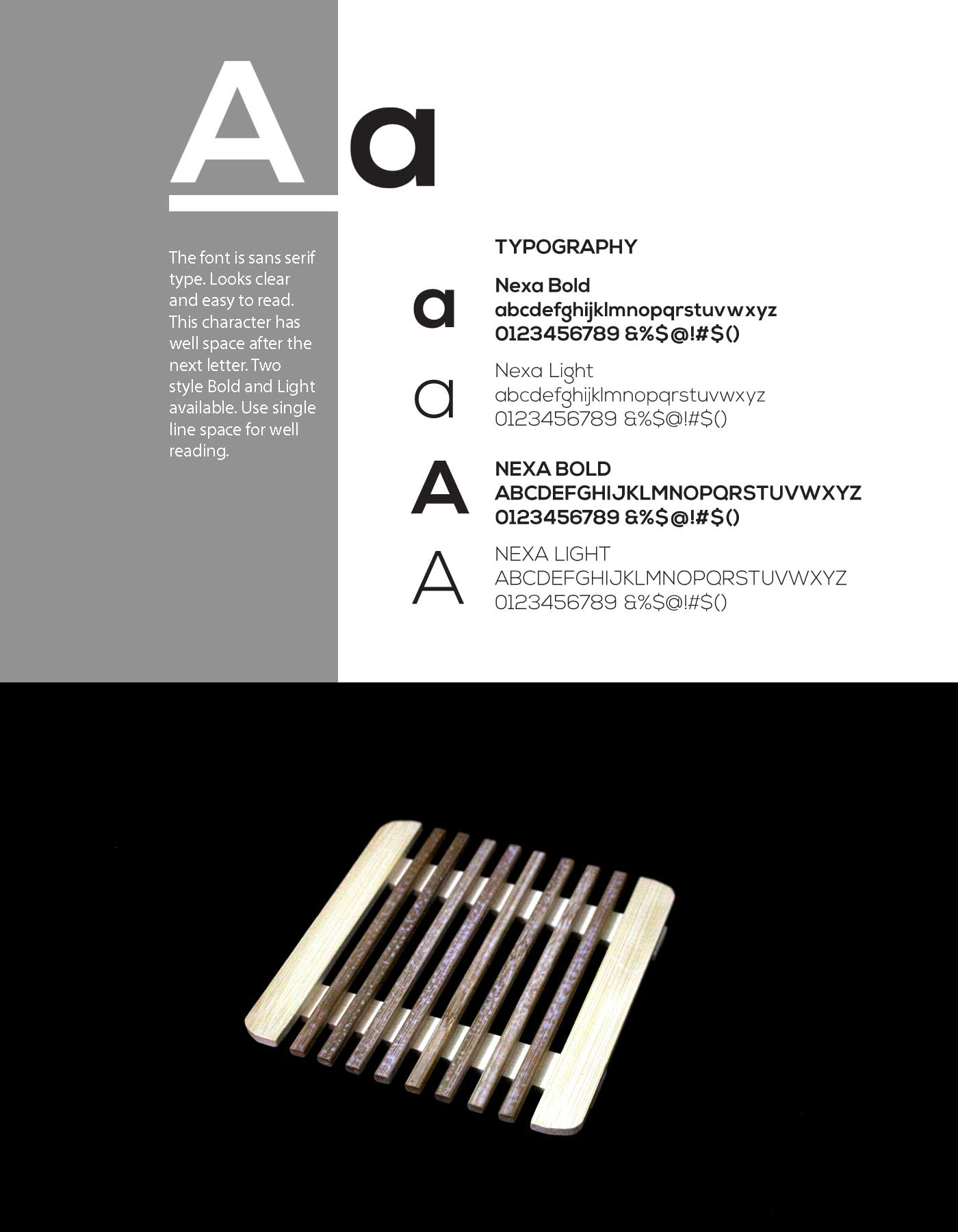 Recommended Typeface