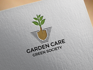 Garden Care Logo Design