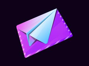 Paperair Mail Logo